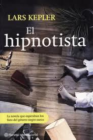 El hipnotista - Lars Kepler